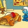 The Smurfs Handy car